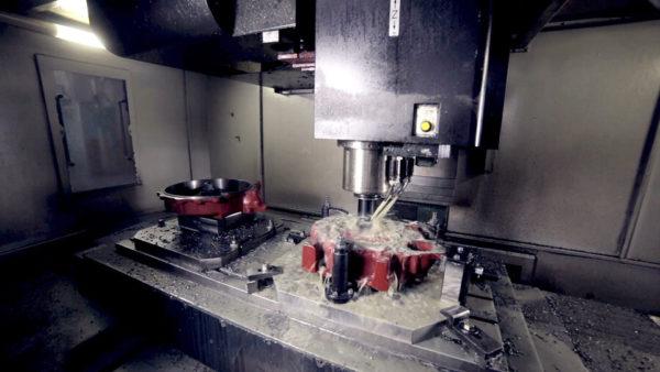CNC BEARBETNING