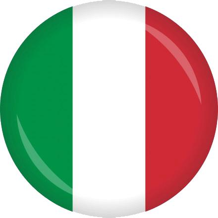 Delta-Guss Italienisch