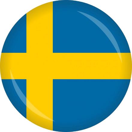 Delta-Guss Schwedisch